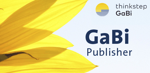 GaBi i-report creator & publisher