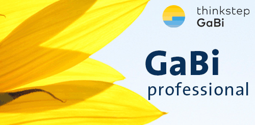 The professional database is the standard database provided with the GaBi software. It is the most robust life cycle inventory on the market.