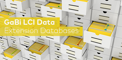 Over the last 20 years we have developed the largest internally consistent LCA databases available on the market. GaBi Databases 2011 provide a reliable basis for strategic decision-making in the fast-changing business environment.